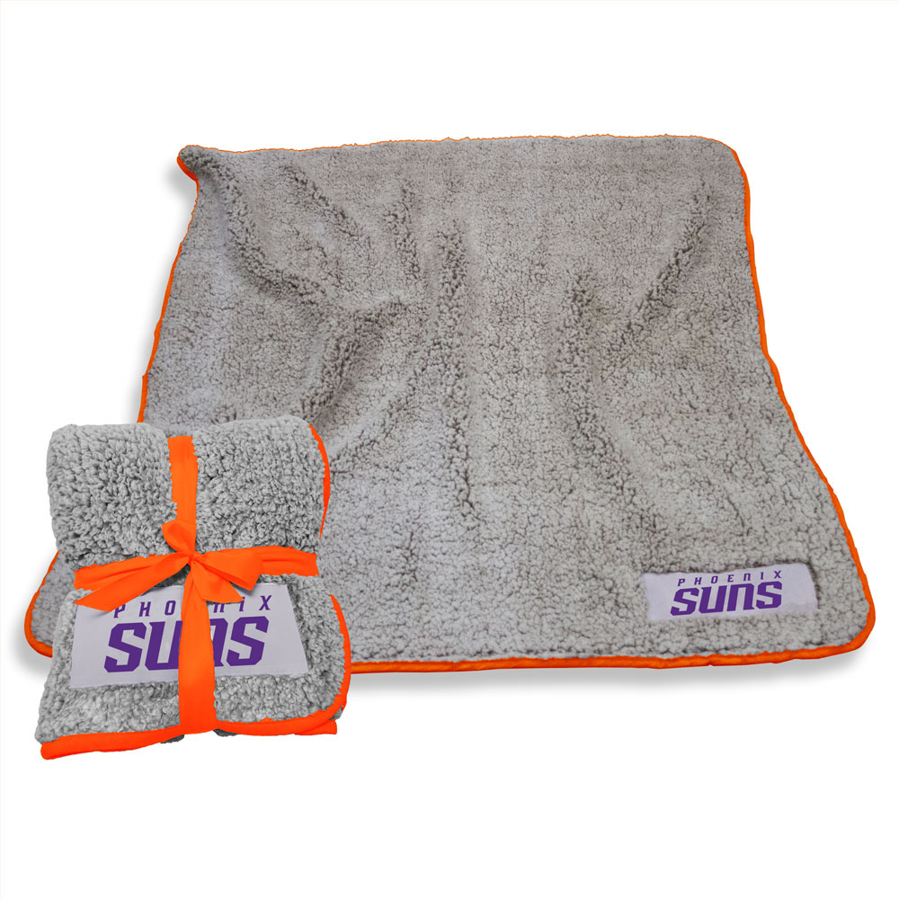 Phoenix Suns Frosty Throw Blanket