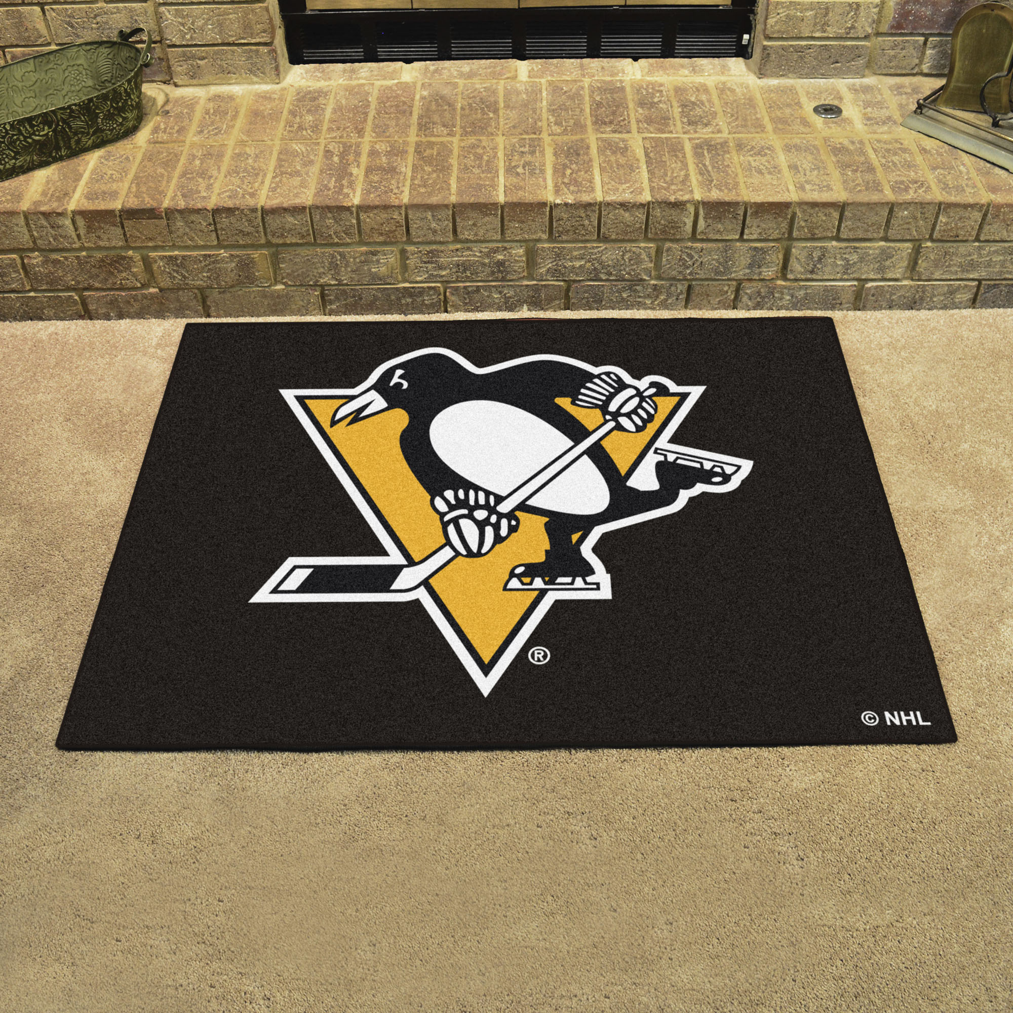Pittsburgh Penguins ALL STAR 34 x 45 Floor Mat