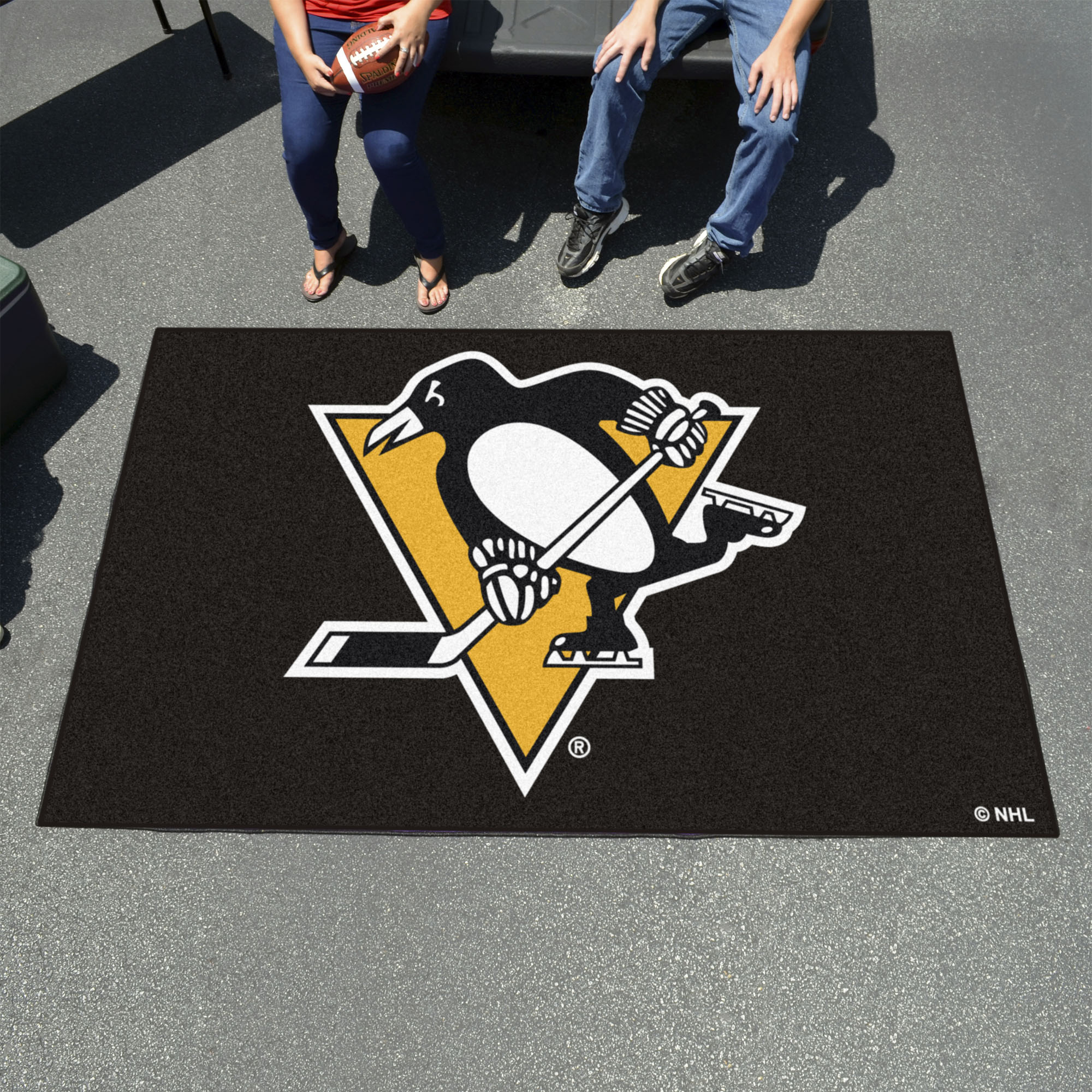 Pittsburgh Penguins UTILI-MAT 60 x 96 Rug