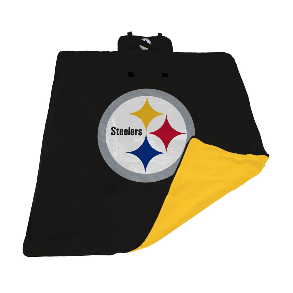 Pittsburgh Steelers All Weather Outdoor Blanket