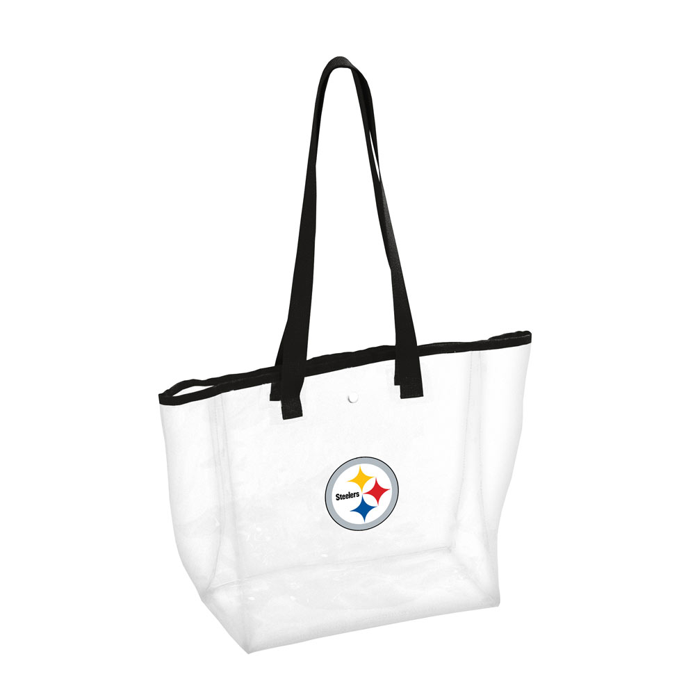 Pittsburgh Steelers Clear Stadium Tote