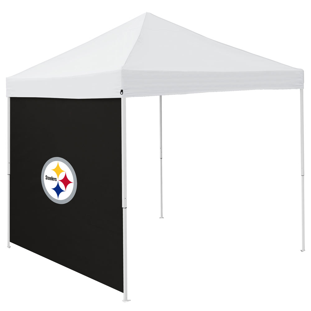 Pittsburgh Steelers Tailgate Canopy Side Panel