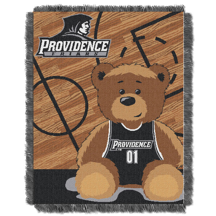 Providence Friars Woven Baby Blanket 36 x 48