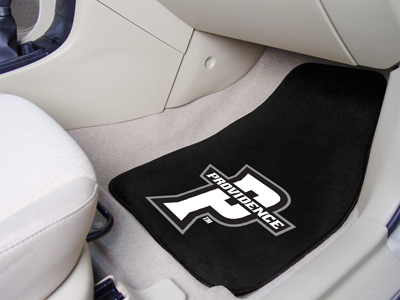 Providence Friars Car Floor Mats 18 x 27 Carpeted-Pair