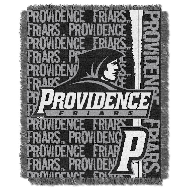 Providence Friars Double Play Tapestry Blanket 48 x 60