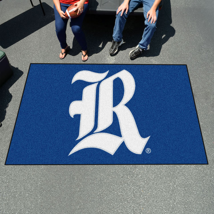 Rice Owls TAILGATER 60 x 72 Rug