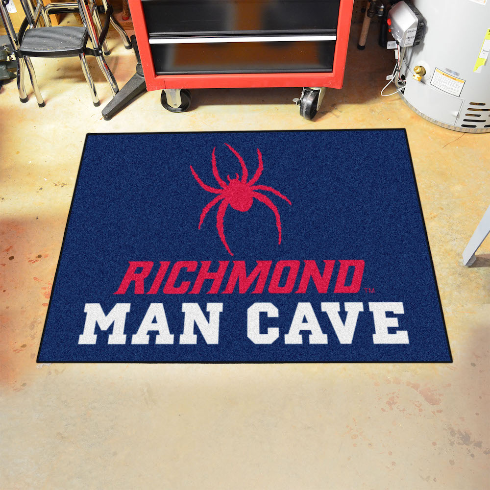 Richmond Spiders ALL STAR 34 x 45 MAN CAVE Floor Mat