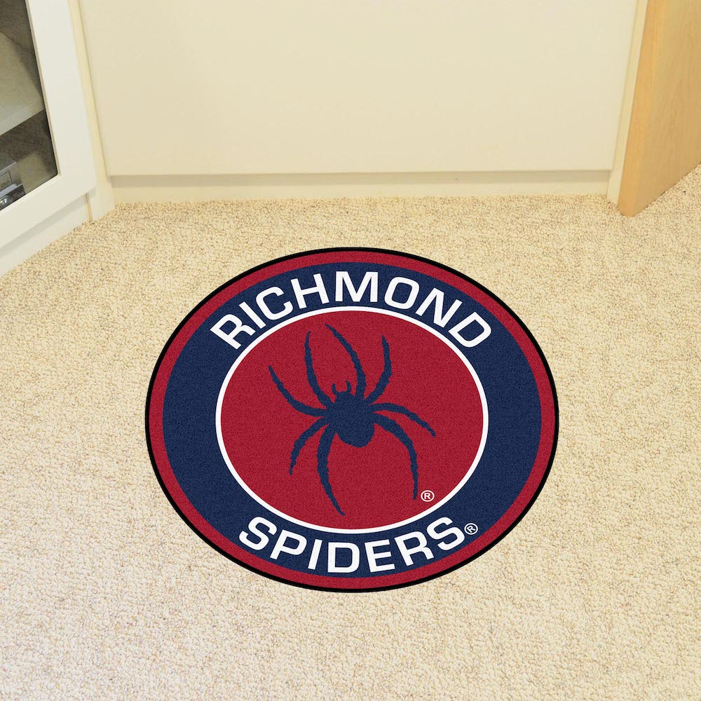 Richmond Spiders Roundel Mat