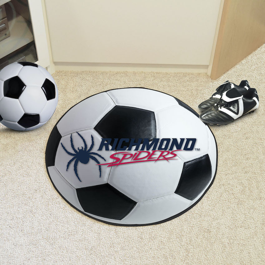 Richmond Spiders SOCCER BALL Mat