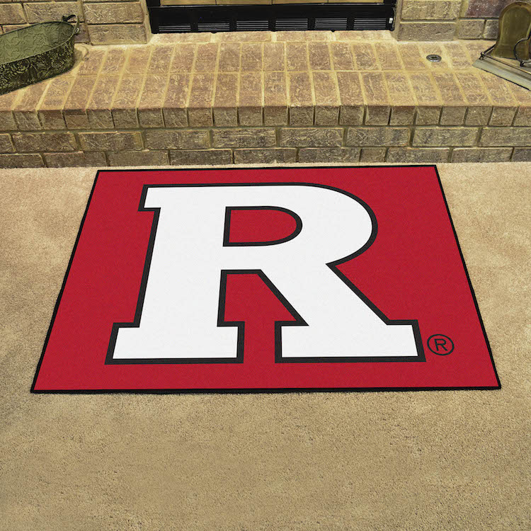 Rutgers Scarlet Knights ALL STAR 34 x 45 Floor Mat