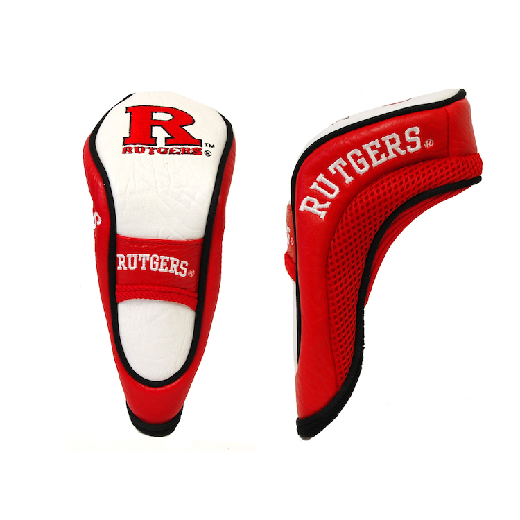 Rutgers Scarlet Knights Hybrid Head Cover