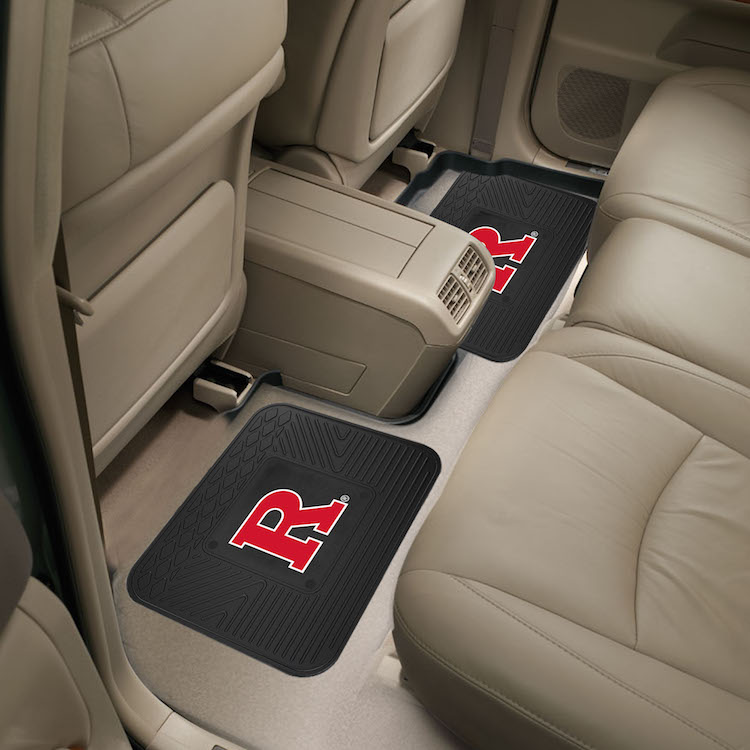 Rutgers Scarlet Knights Small Utility Mat (Set of 2)
