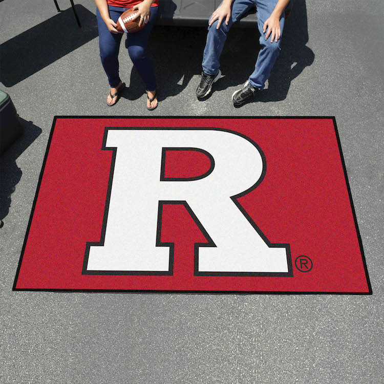 Rutgers Scarlet Knights TAILGATER 60 x 72 Rug