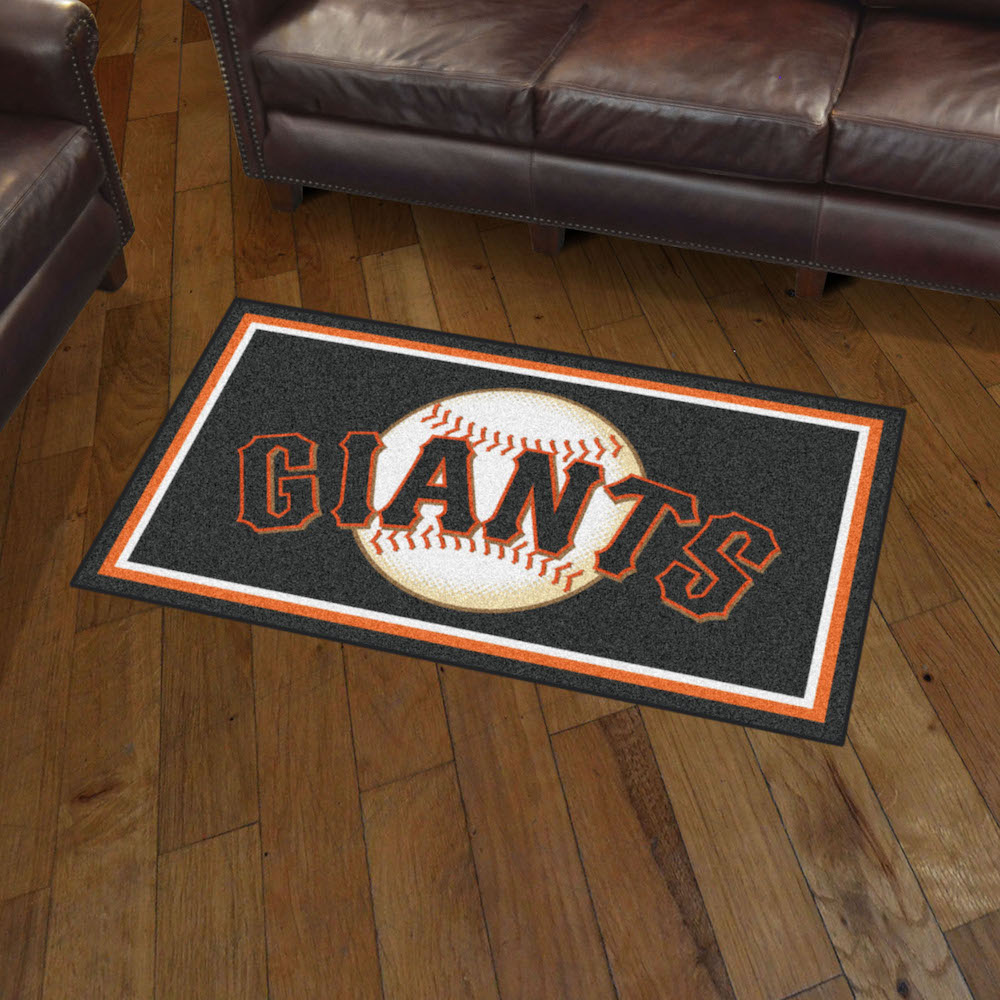San Francisco Giants 3x5 Area Rug