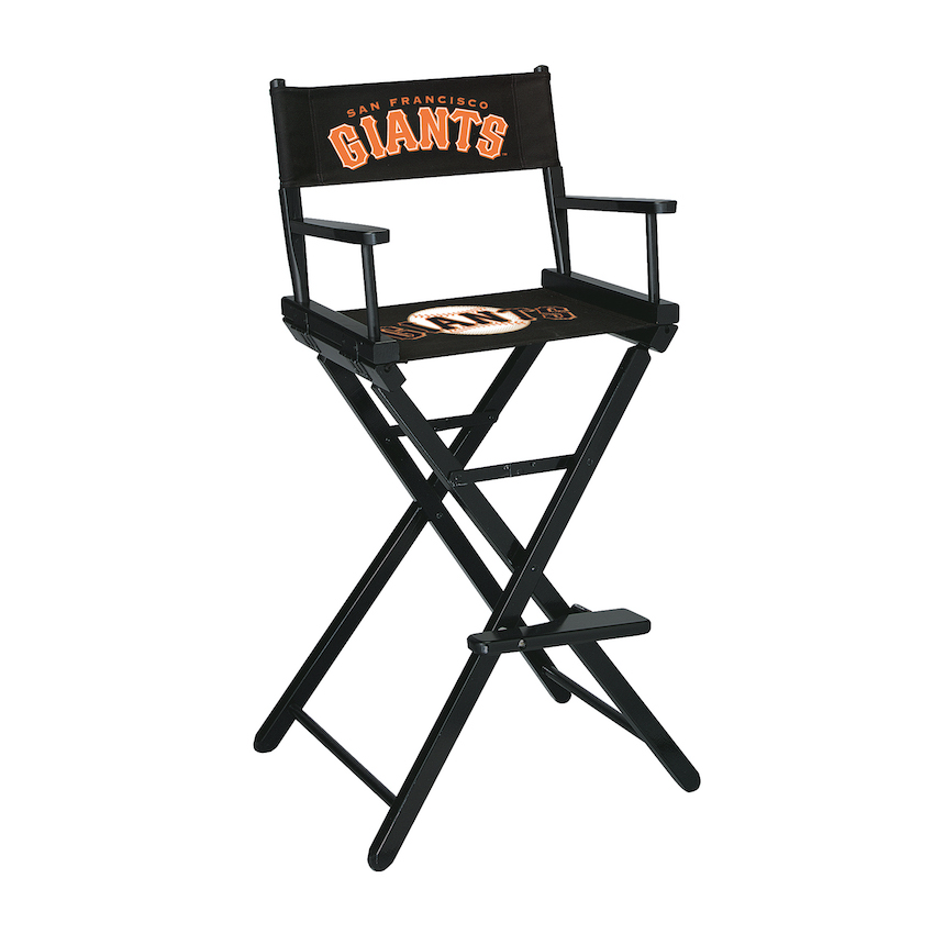 San Francisco Giants Directors Chair BAR Height