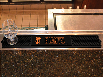 San Francisco Giants Bar Drink Mat