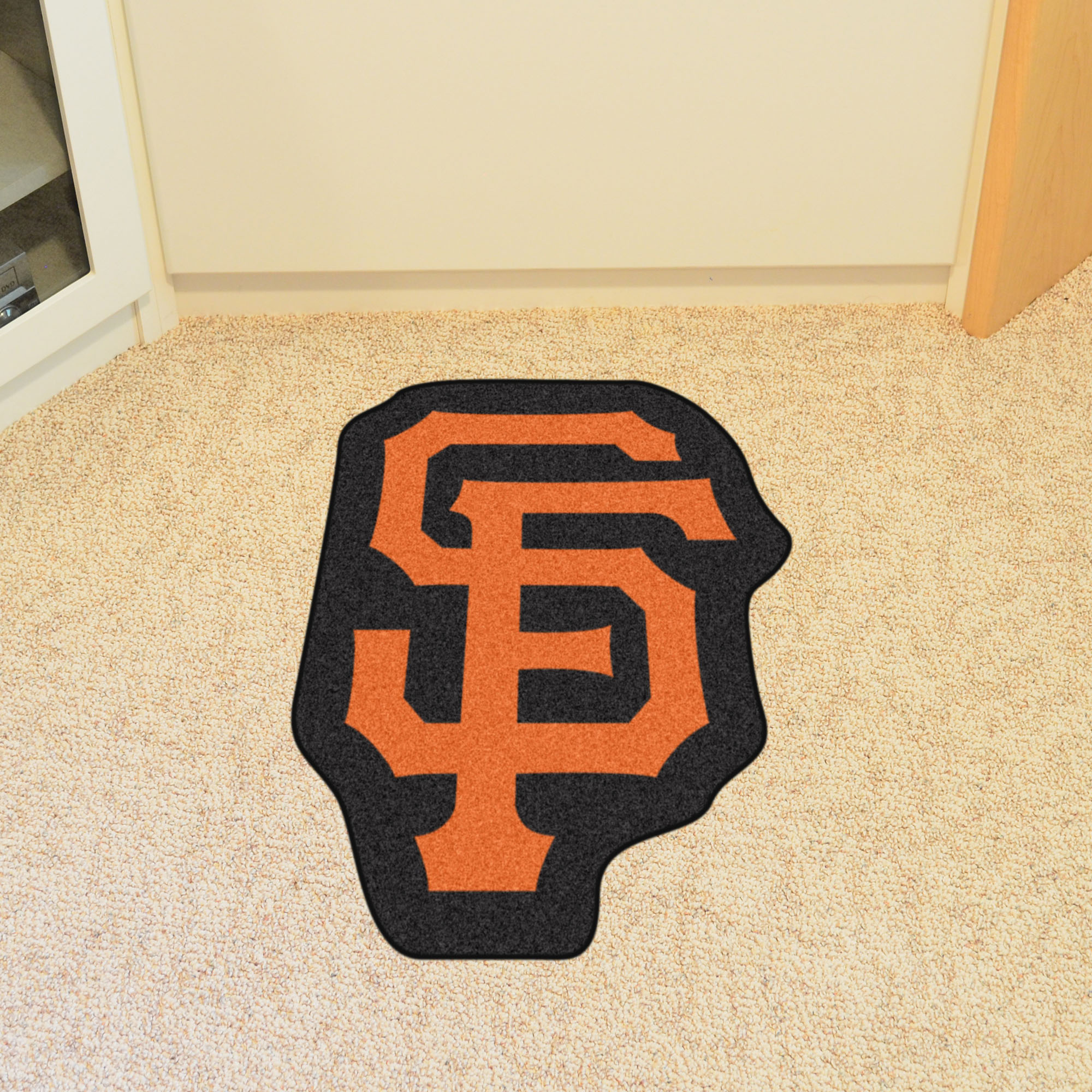 San Francisco Giants MLB MASCOT Mat