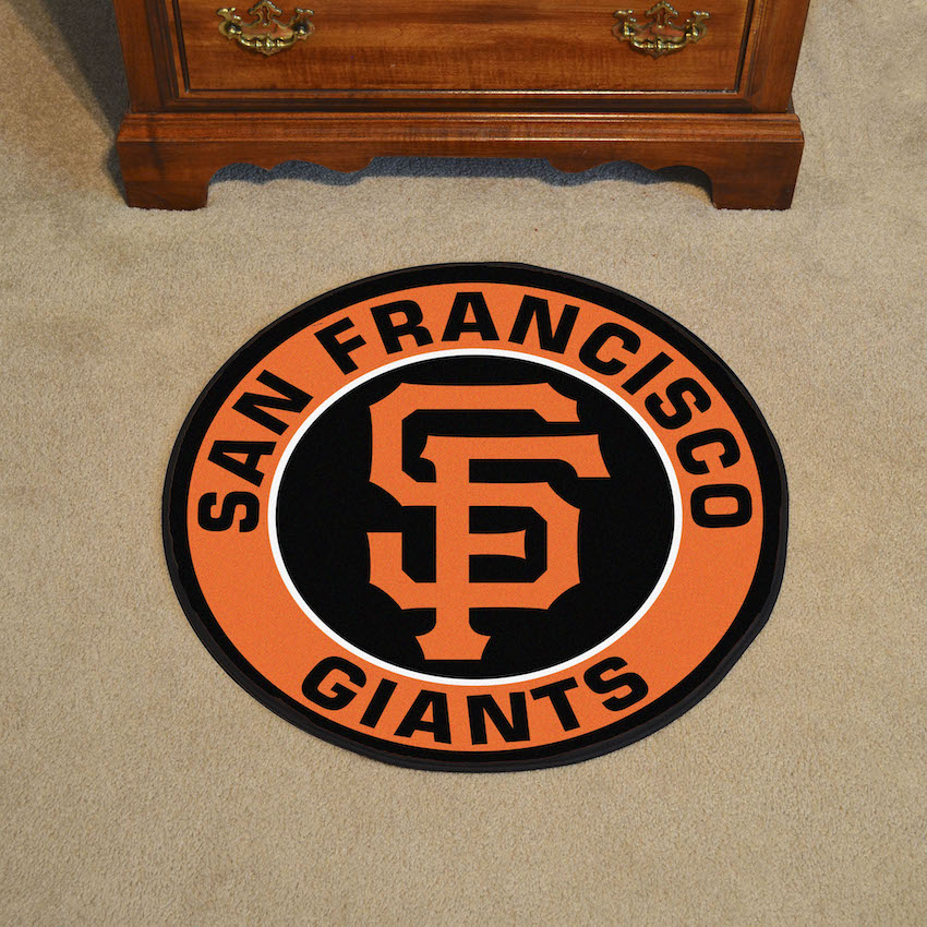 San Francisco Giants Roundel Mat