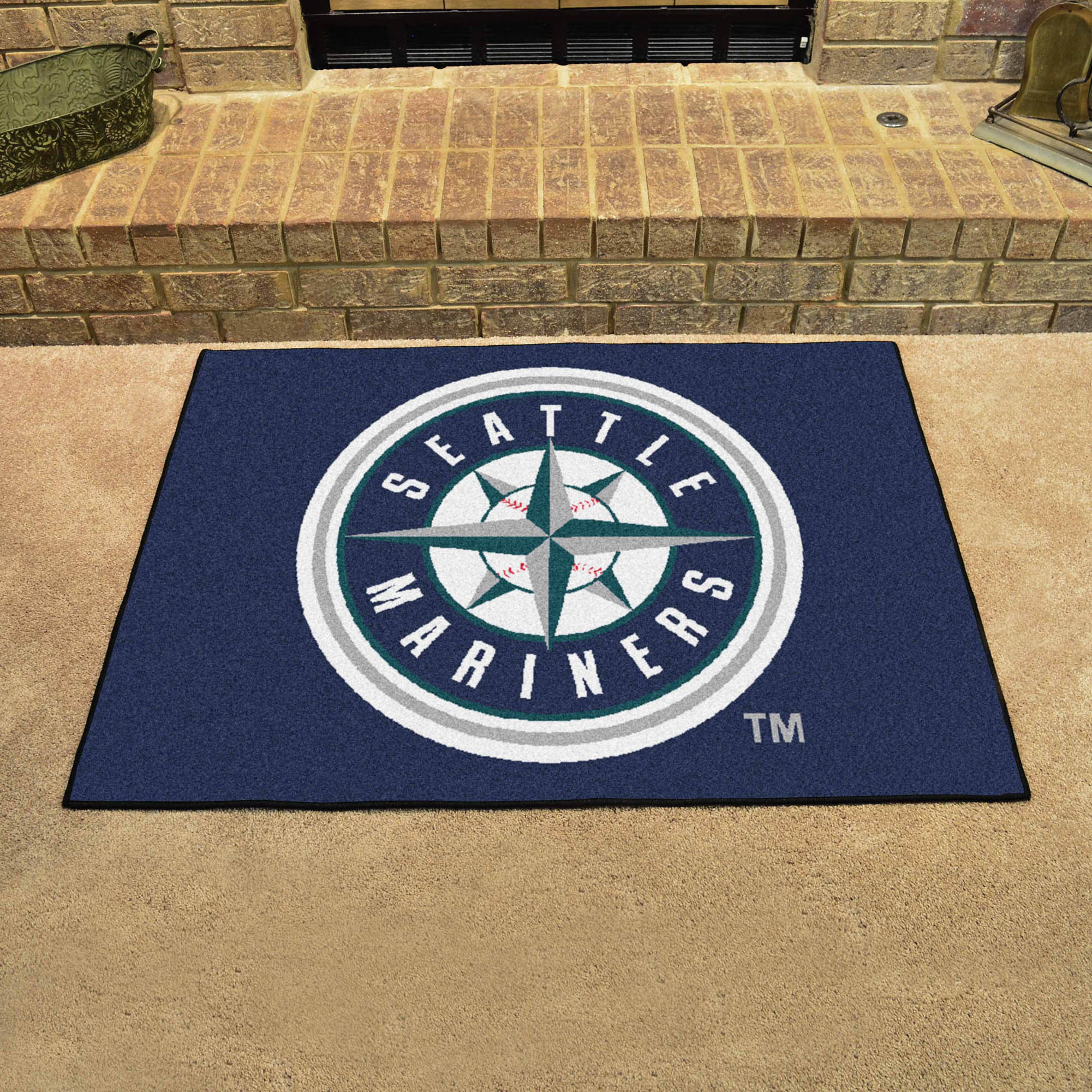 Seattle Mariners ALL STAR 34 x 45 Floor Mat