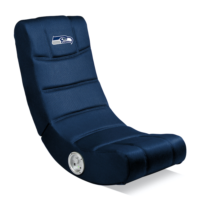 Seattle Seahawks Video Gaming Chair with Bluetooth
