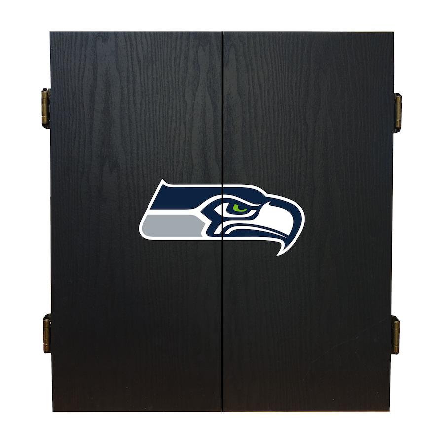 Discount Kitchen Cabinets Seattle: Seattle Seahawks Dart Cabinet