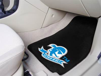 Seton Hall Pirates Car Floor Mats 18 x 27 Carpeted-Pair