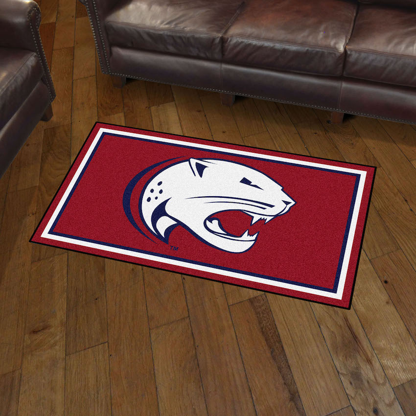 South Alabama Jaguars 3x5 Area Rug