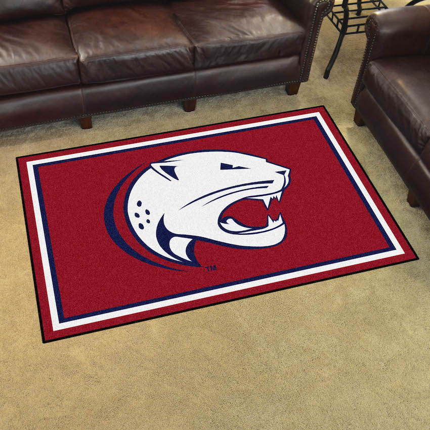 South Alabama Jaguars 4x6 Area Rug
