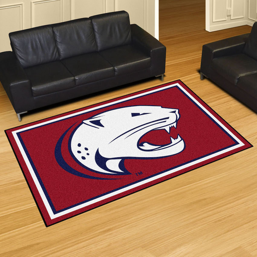 South Alabama Jaguars 5x8 Area Rug