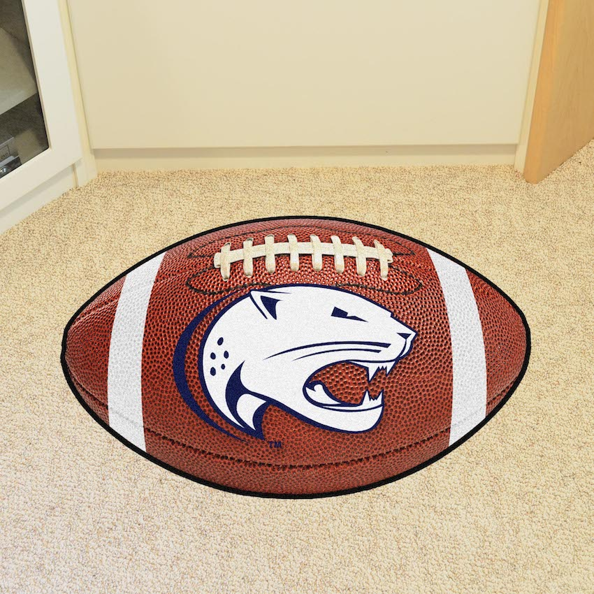 South Alabama Jaguars 22 x 35 FOOTBALL Mat