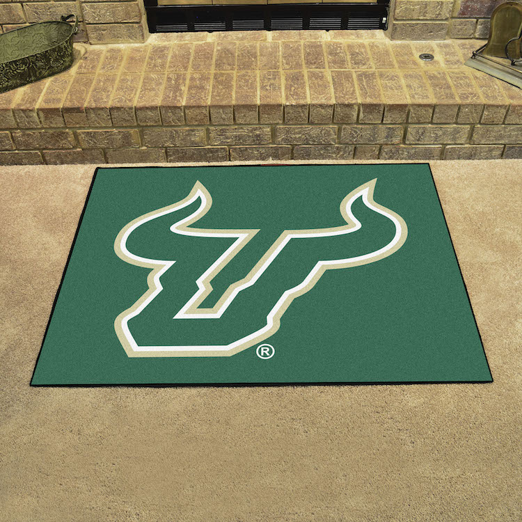 South Florida Bulls ALL STAR 34 x 45 Floor Mat