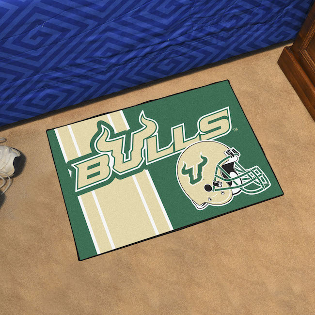 South Florida Bulls 20 x 30 STARTER Floor Mat ALTERNATE
