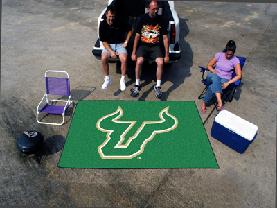 South Florida Bulls UTILI-MAT 60 x 96 Rug