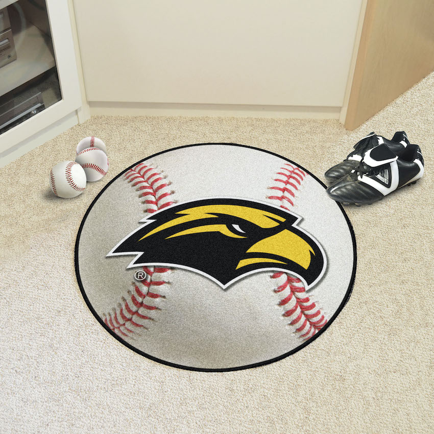 Southern Mississippi Golden Eagles BASEBALL Mat