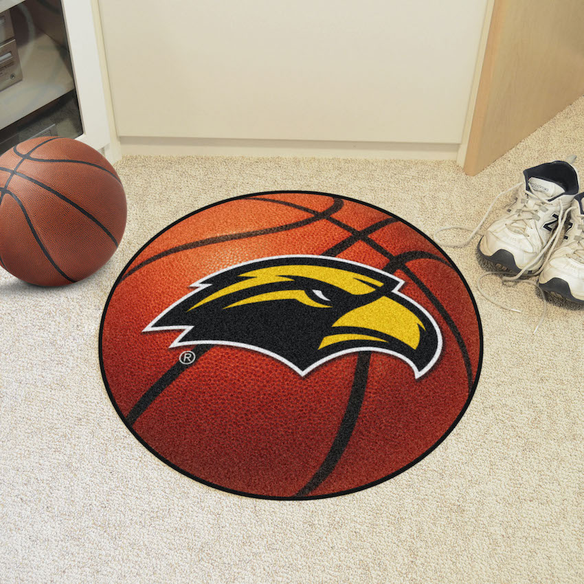 Southern Mississippi Golden Eagles BASKETBALL Mat