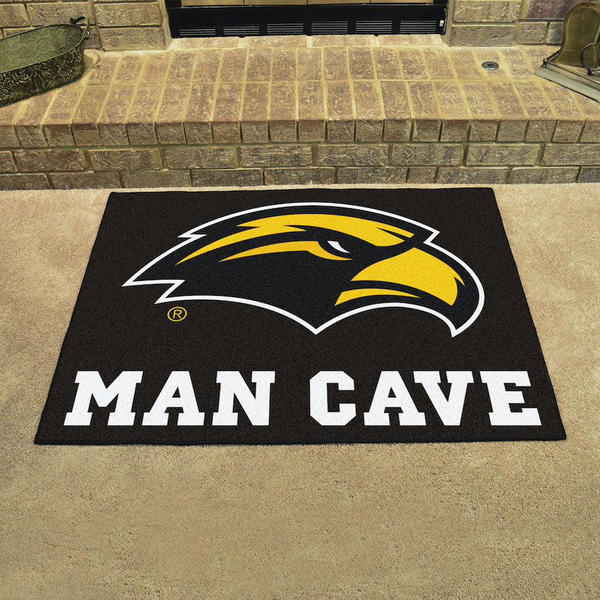 Southern Mississippi Golden Eagles ALL STAR 34 x 45 MAN CAVE Floor Mat