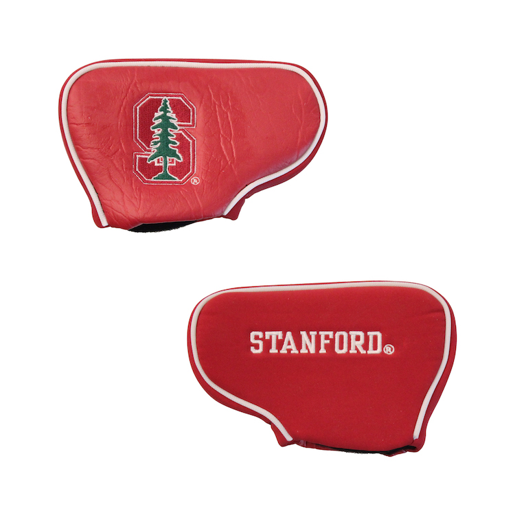 Stanford Cardinal Blade Putter Cover