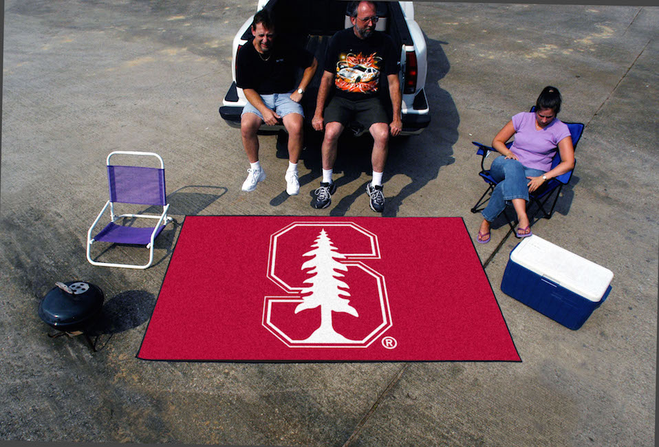 Stanford Cardinal TAILGATER 60 x 72 Rug