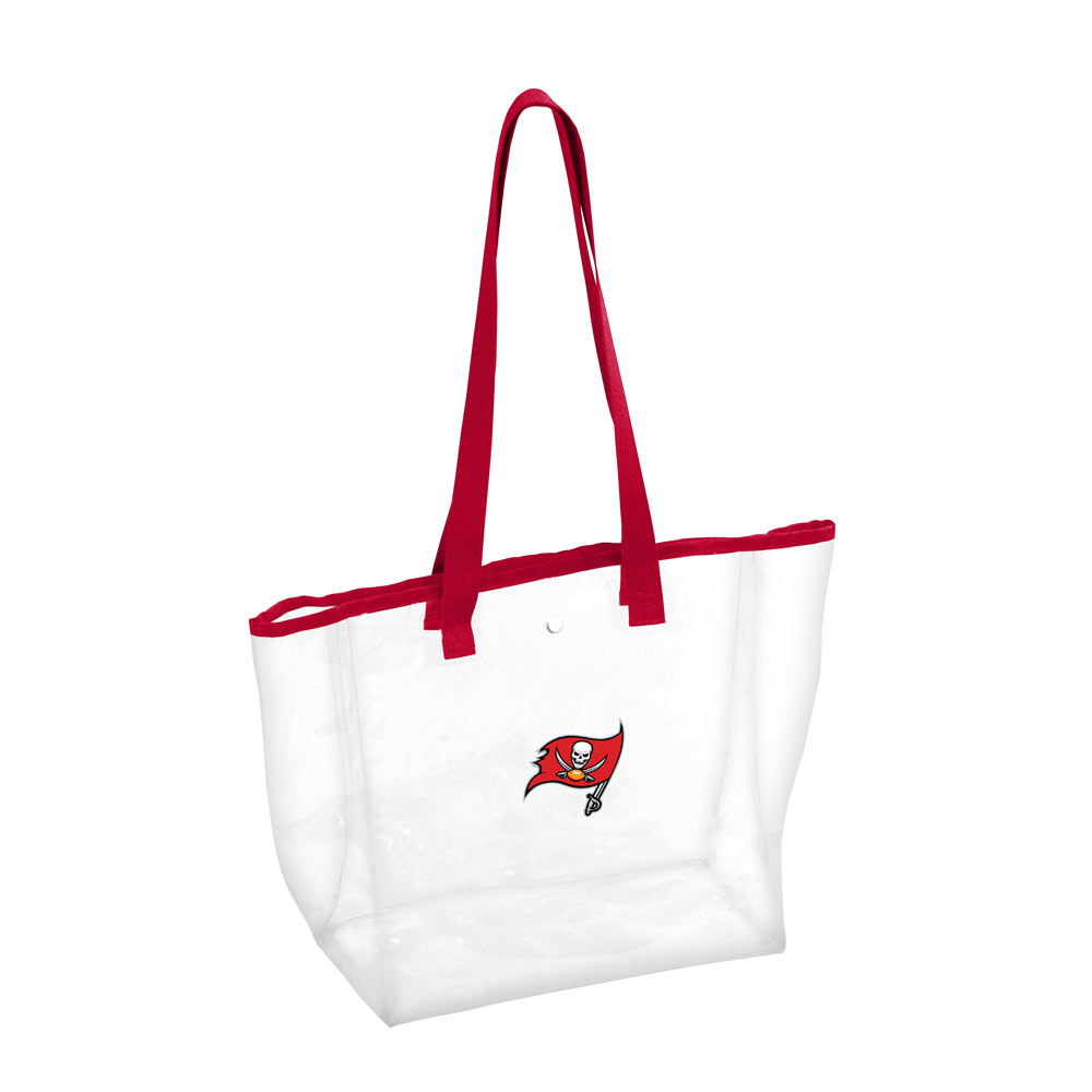 Tampa Bay Buccaneers Clear Stadium Tote