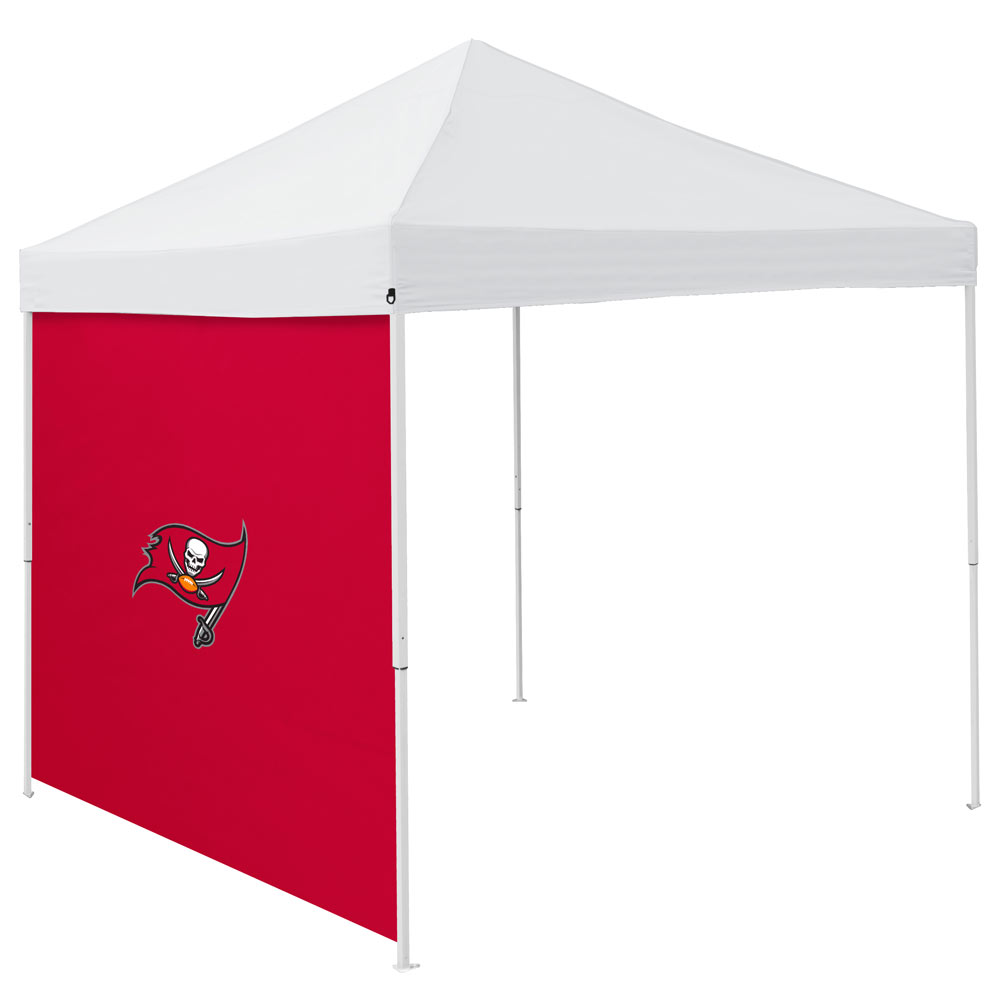 Tampa Bay Buccaneers Tailgate Canopy Side Panel