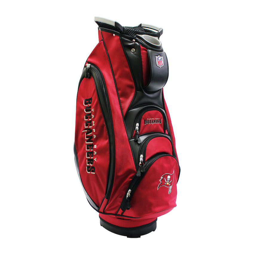 Tampa Bay Buccaneers VICTORY Golf Cart Bag