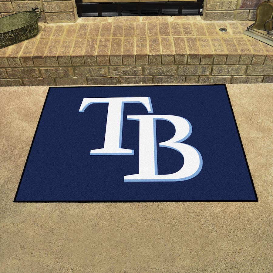 Tampa Bay Rays ALL STAR 34 x 45 Floor Mat