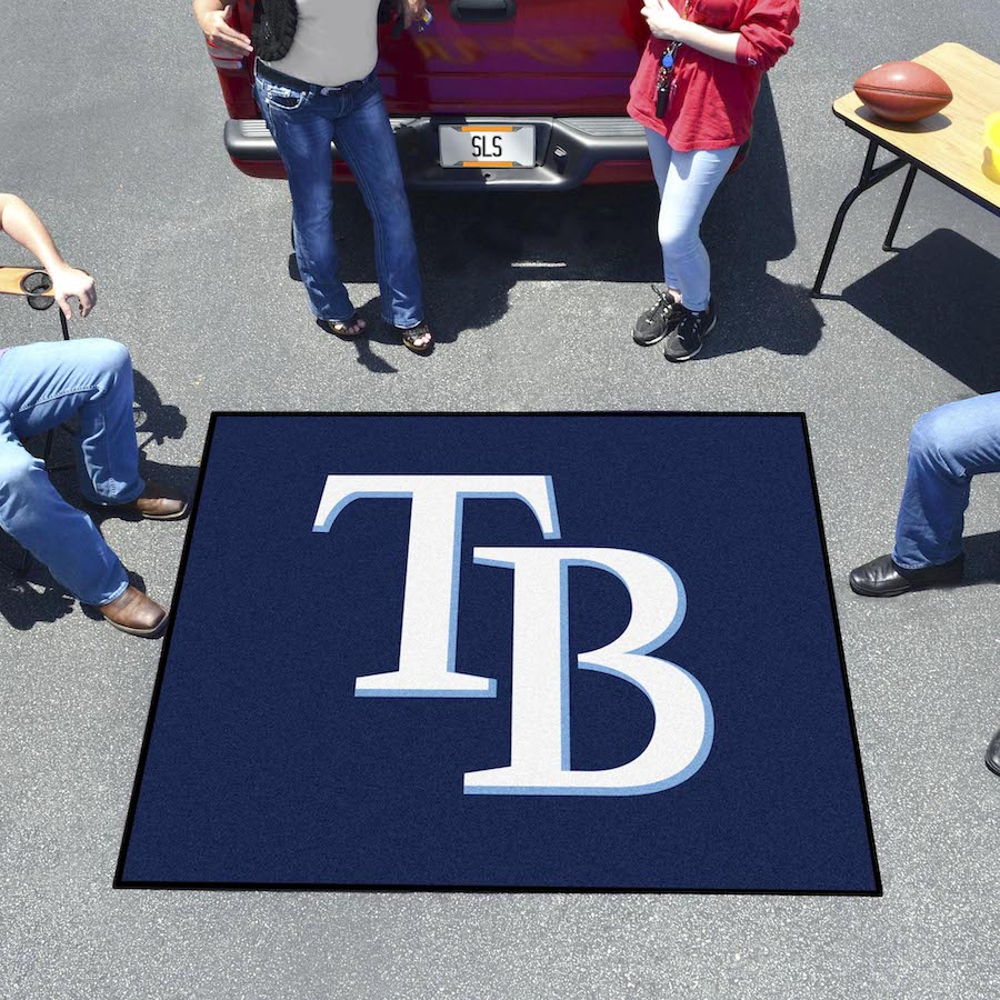Tampa Bay Rays TAILGATER 60 x 72 Rug