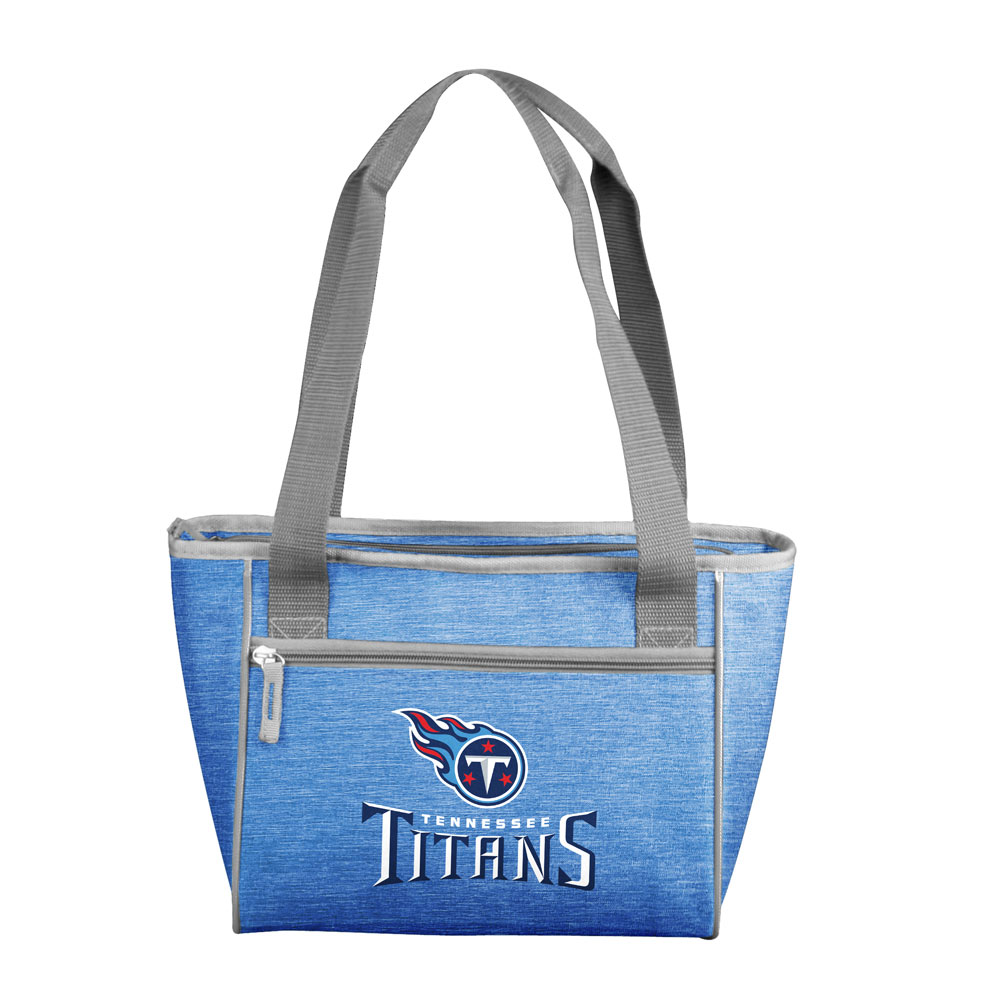 Tennessee Titans Crosshatch 16 Can Cooler Tote