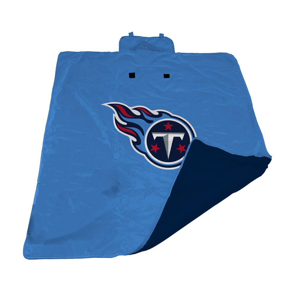 Tennessee Titans All Weather Outdoor Blanket