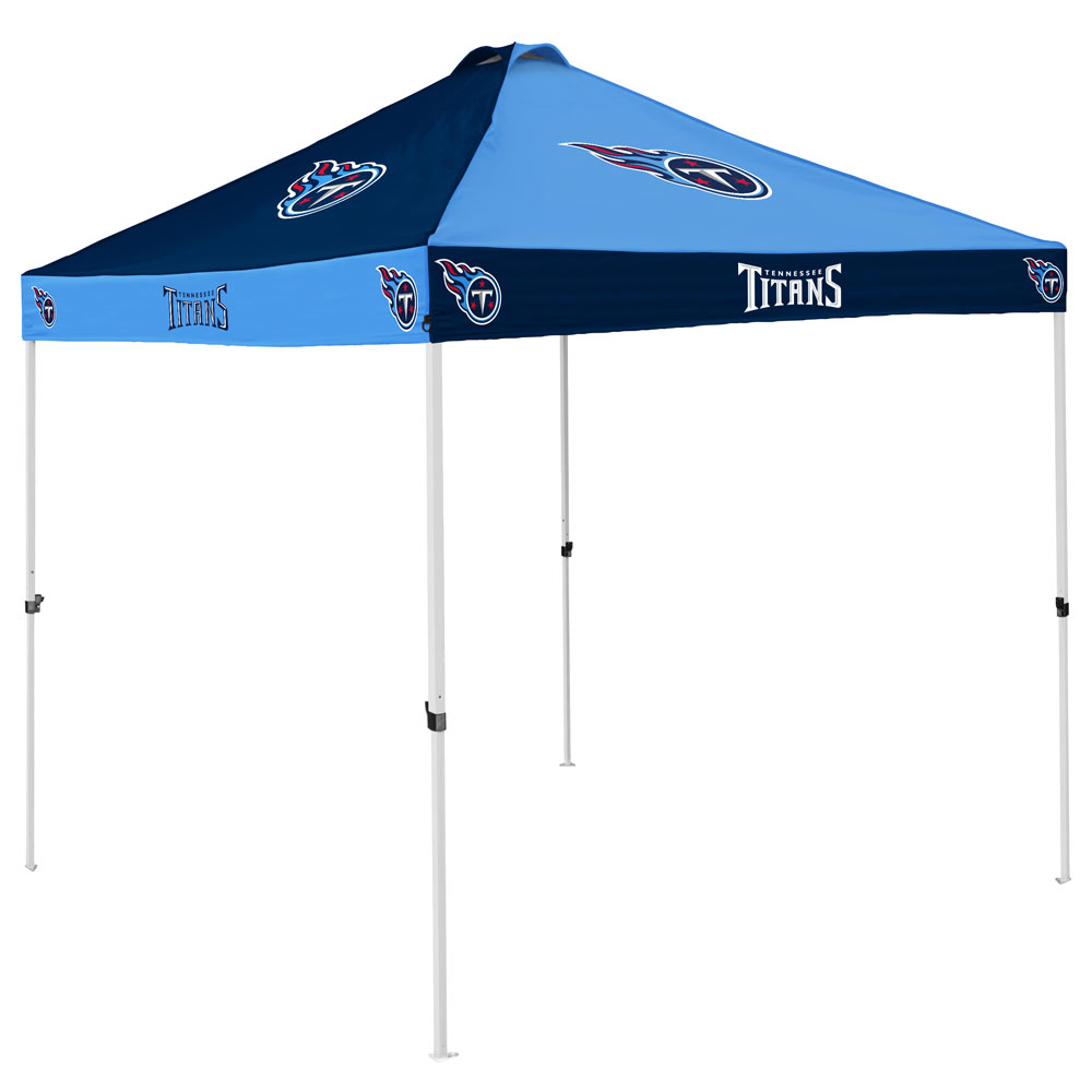 Tennessee Titans Checkerboard Tailgate Canopy
