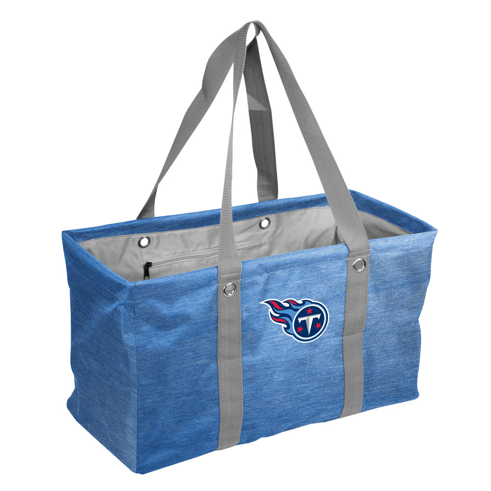 Tennessee Titans Crosshatch Picnic Caddy