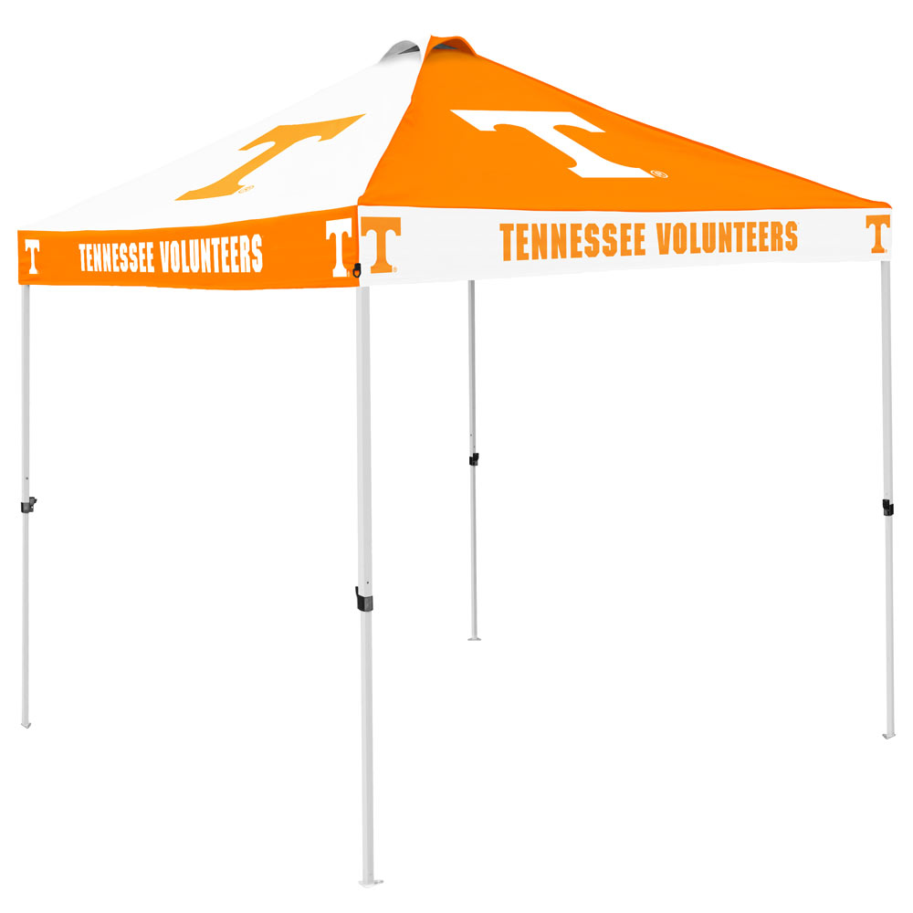 Tennessee Volunteers Checkerboard Tailgate Canopy