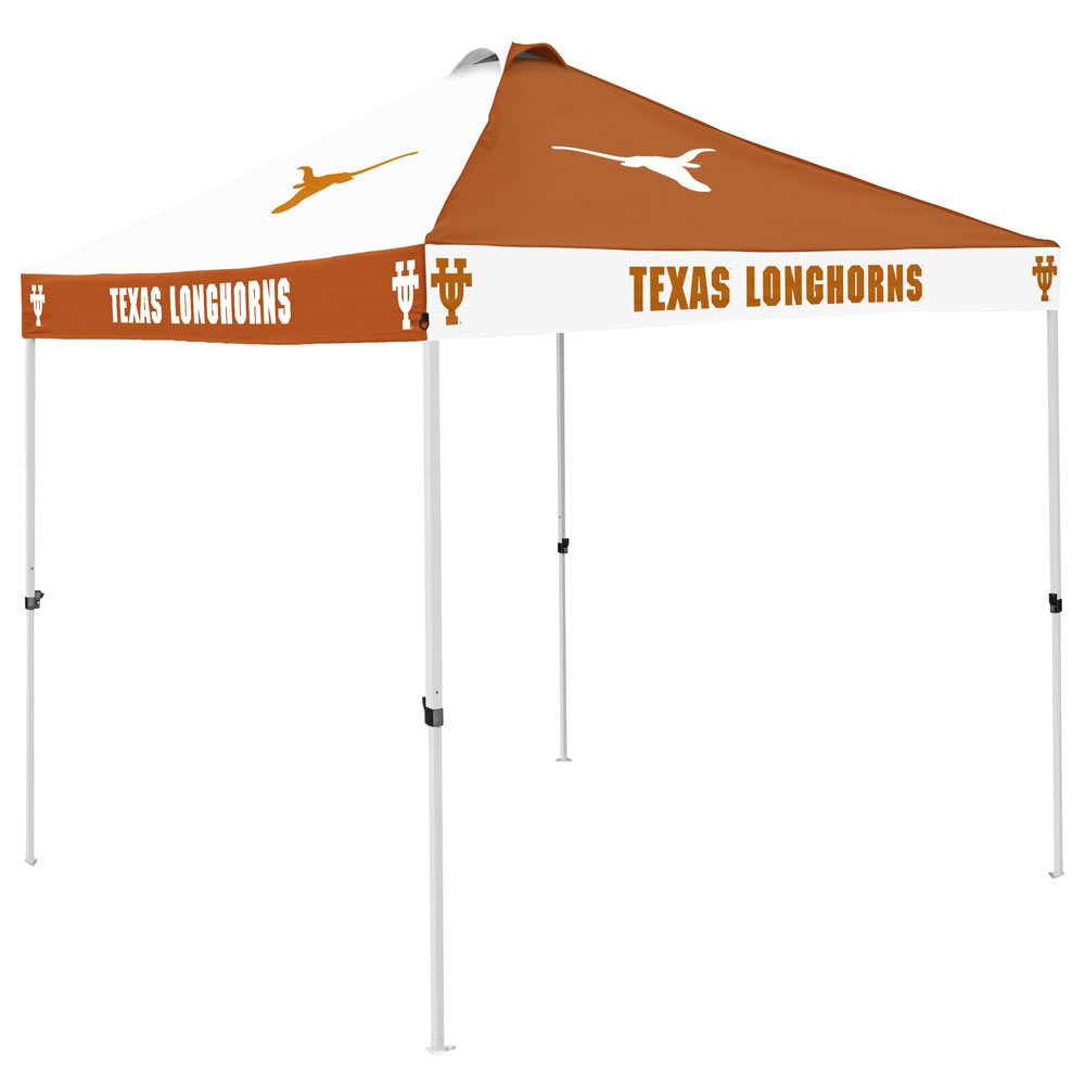 Texas Longhorns Checkerboard Tailgate Canopy