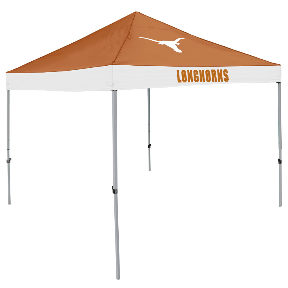 Texas Longhorns Economy Tailgate Canopy